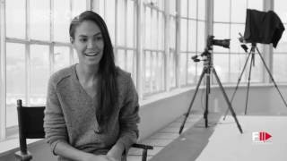 JOAN SMALLS for Stuart Weitzman Campaign SS 2016 -Interview by Fashion Channel