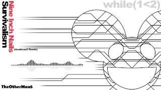 Nine Inch Nails - Survivalism (feat. Deadmau5) [Deadmau5 Remix] (1080p) || HD