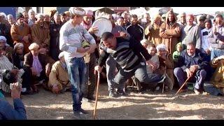 getlinkyoutube.com-Danse Alaoui avec Rocky  4  رقص العلاوي مع روكي