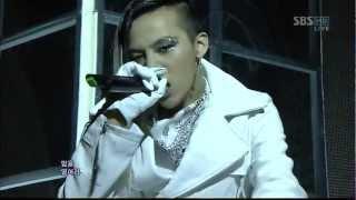 getlinkyoutube.com-BIGBANG_0401_SBS Inkigayo_FANTASTIC BABY
