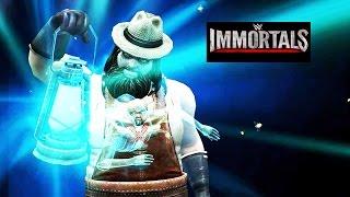 getlinkyoutube.com-WWE Immortals - Voodoo Bray Wyatt Super Move Attacks [Android/iPad]
