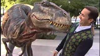 getlinkyoutube.com-Walking With Dinosaurs visits Urban Rush