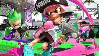 getlinkyoutube.com-6 Minutes of Splatoon 2 Running on the Nintendo Switch (1080p 60fps)