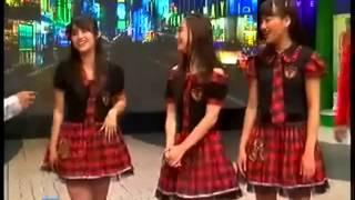 Nabilah JKT48 bisa goyang dangdut