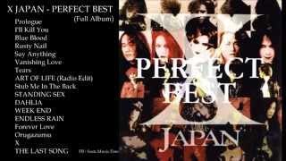getlinkyoutube.com-X JAPAN - PERFECT BEST (Full Album)