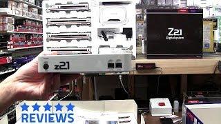 getlinkyoutube.com-Can I save money Part 1? Roco Z21 full DCC/Digital System compare to Roco z21.
