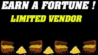 getlinkyoutube.com-WoW: Make Insane Gold On Limited Vendor | Lucky Shirt |