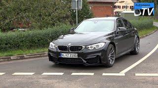getlinkyoutube.com-2015 BMW M3 DCT (431hp) - DRIVE & SOUND (1080p)