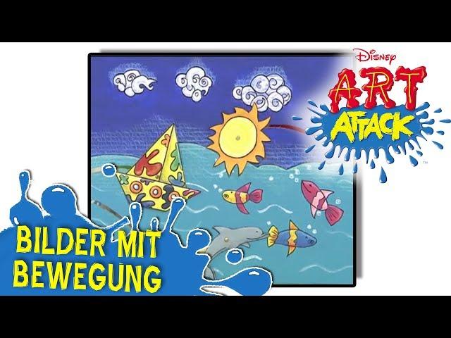 Art Attack Bastelclip #1 - Bilder mit Bewegung