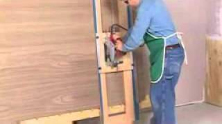 getlinkyoutube.com-youtube - panel para cortes de carpinteria - panel for cutting carpentry-cierra vertical