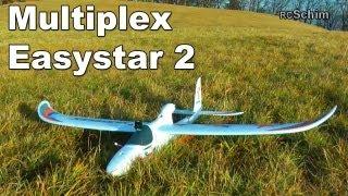 getlinkyoutube.com-Multiplex EasyStar 2 - Maidenflight of new FPV plane