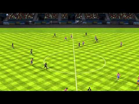 FIFA 14 Android - Atlético Madrid VS FC Barcelona