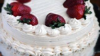 Receta de Pastel de Tres Leches | Cómo Hacer Una Torta de Tres Leches (Genovesa) | SyS