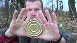 getlinkyoutube.com-Вскрывание плоской консервной банки голыми руками