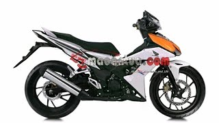 getlinkyoutube.com-Honda Supra X150 - Kẻ giết chết Exciter 150, Raider 150