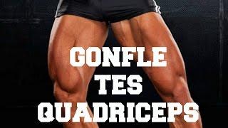 MUSCULATION DES QUADRICEPS ?? Fait EXPLOSER tes Quadri ! Entrainement spécial Quadriceps width=