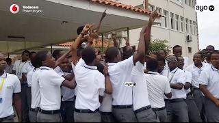 Matokeo ya Form IV 2016 yametoka, huyu ndio Mwanafunzi aliyefaulu zaidi