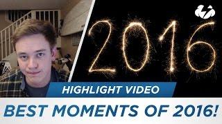 getlinkyoutube.com-Best Moments of 2016!