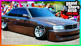 getlinkyoutube.com-GTA 5 Online: SICK CAR GLITCH / How To Camber Vehicles! - PS3/PS4/Xbox One/Xbox 360/PC 1.37