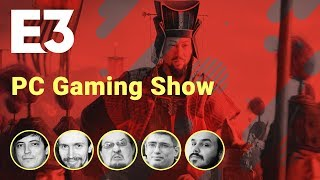 E3 2018: PC Gaming Show. Overkill's Walking Dead, HITMAN 2, Just Cause 4, Stormland...