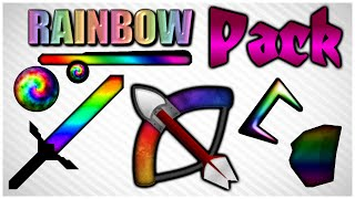 getlinkyoutube.com-★ Minecraft PvP Texture Pack Rainbow Pack ★