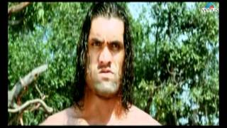 getlinkyoutube.com-Wrestling match between the Undisputed champion The Great Khali vs Rajpal Yadav (Kushti)