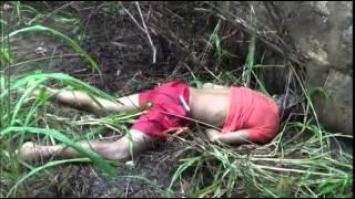 getlinkyoutube.com-Pentecoste:  Homem cai da ponte com moto e morre