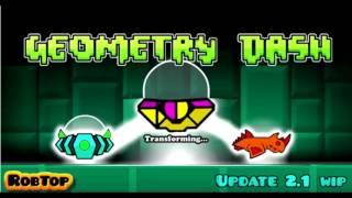 23 Fake Geometry Dash 2.1 Sneak Peaks