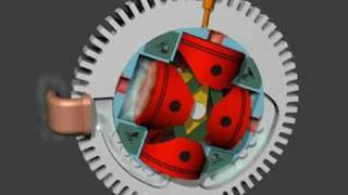 Hale Rotary Aero Engine Simulation 2