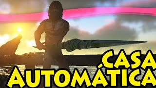 Ark Annunaki, A Casa Automática! Survival Evolved 35