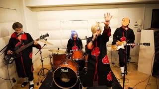 getlinkyoutube.com-【NARUTOメドレー】暁がバンドで演奏してみた【Re:ply】