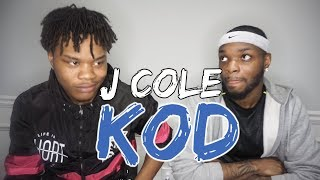 J COLE - KOD - FULL ALBUM REACTION/REVIEW width=