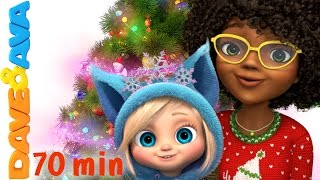 getlinkyoutube.com-We Wish You a Merry Christmas | Christmas Songs for Kids | Christmas Songs Collection | Dave and Ava