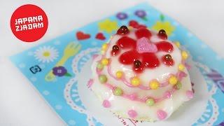 getlinkyoutube.com-Tort z proszku - JAPANA zjadam #22