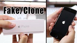 getlinkyoutube.com-Fake iPhone 6S Unboxing [Clone]