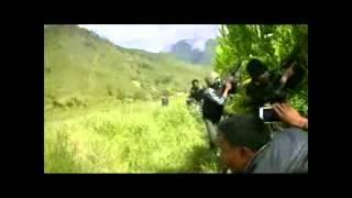 Penembakan terhadap TPN OPM oleh TNI dan Kopasus