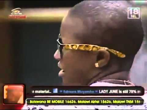 Big Brother Africa - *****SLAP ME BITCH *****