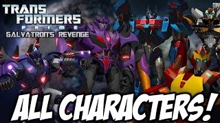 getlinkyoutube.com-Transformers Prime: Galvatron's Revenge FAN MOVIE - ALL CHARACTERS (FULL BIOS)