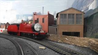 getlinkyoutube.com-HORNBY/BACHMANN Old Iron US GC