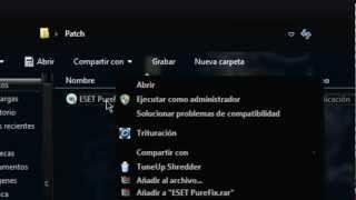 getlinkyoutube.com-Antivirus Eset Smart Security 5 full para siempre en español