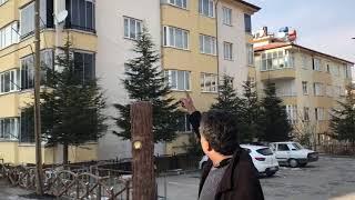 Elbistan'da güneş enerjisi tamiri için çıktığı çatıdan düşen adam hayatını kaybetti