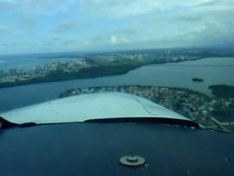 Cape Air – Landing in PR
