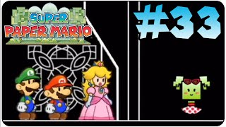 getlinkyoutube.com-Super Paper Mario Walkthrough Part 33 Chapter 8-2 The Crash