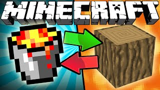 getlinkyoutube.com-If Lava and Wood Switched Places - Minecraft