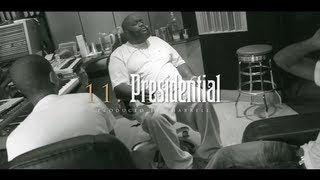 Rick Ross & Pharrell travaillent sur le morceau : Presidential