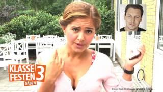 getlinkyoutube.com-Hvor meget ved Stephania Potalivo om Klassefesten 3 - Dåben?