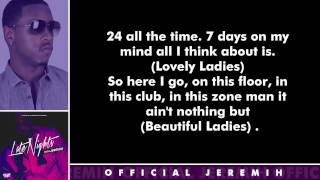 Jeremih - Ladies