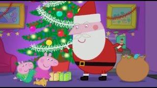 getlinkyoutube.com-Peppa Pig s02e53 - Buon Natale, Peppa! (Episodio Speciale)