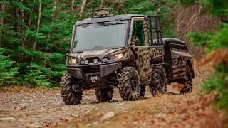 Can-Am Defender - Expedition Build