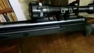 getlinkyoutube.com-Hatsan Torpedo 150 .22 (5.5 mm)
